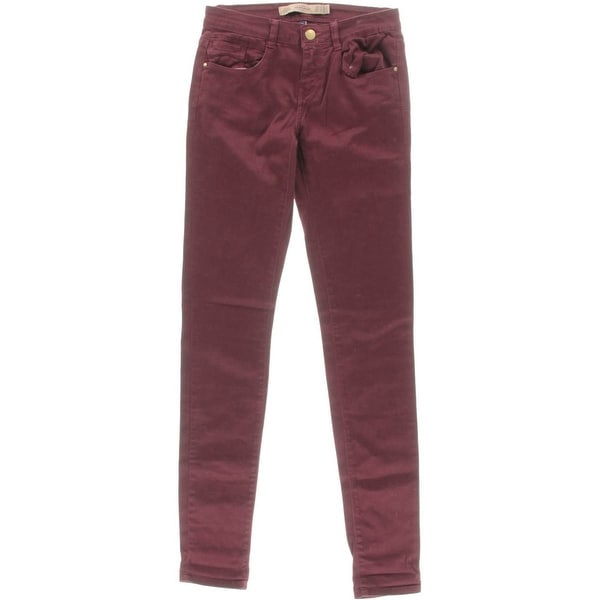 68f69a99 Shop Zara Trafaluc Womens Skinny Jeans Twill Mid-Rise - 00 - Free Shipping  On Orders Over $45 - Overstock - 13814933