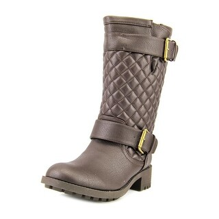 Rampage Ichibad Round Toe Synthetic Boot