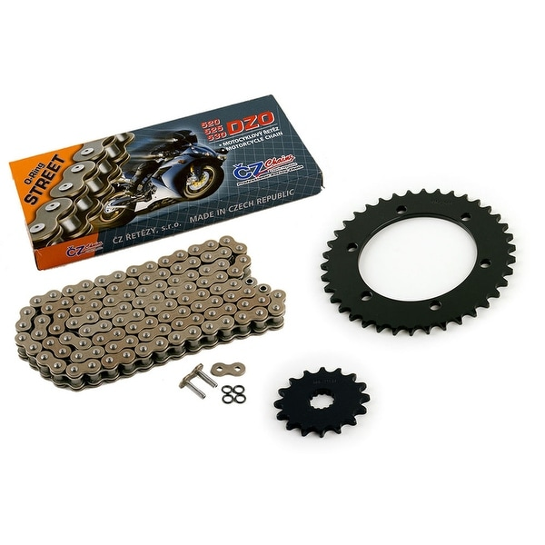 Shop 2000 Kawasaki Zr750f2 Zr 7 Cz Dzo O Ring Chain And Sprocket 16