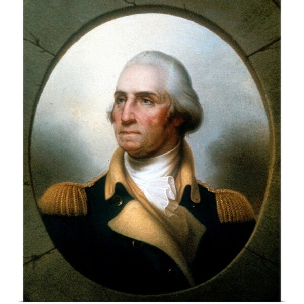 picture regarding Printable Pictures of George Washington named Retail store Portrait of George Washington - Multi-coloration - Free of charge
