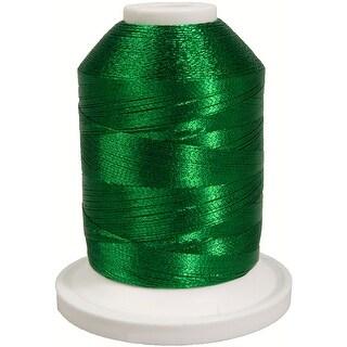Robison-Anton J Metallic Thread 1,000yd-Emerald - Emerald