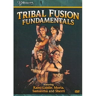Tribal Fusion Fundamentals - DVD
