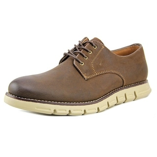 GBX Hart Men Round Toe Leather Oxford