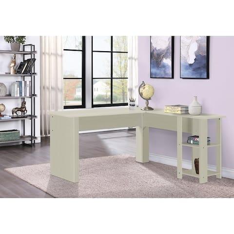 Hanzila L-Shape Executive Desk