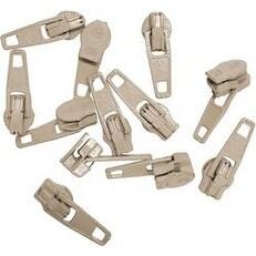 Beige - Make-A-Zipper Spare Pulls