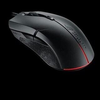 Asus Rog Strix Evolve Aura Rgb Usb Wired Optical Ergonomic Ambidextrous Gaming Mouse (7200 Dpi)