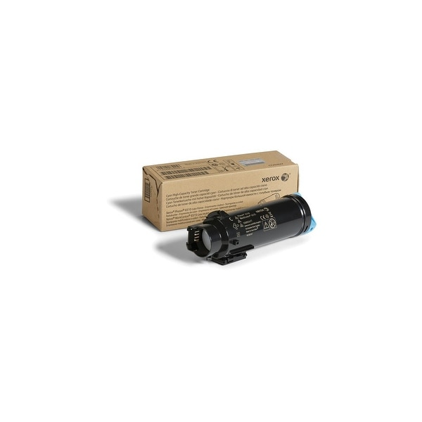 Xerox Toner Cartridge - Cyan 106R03477 Toner Cartridge