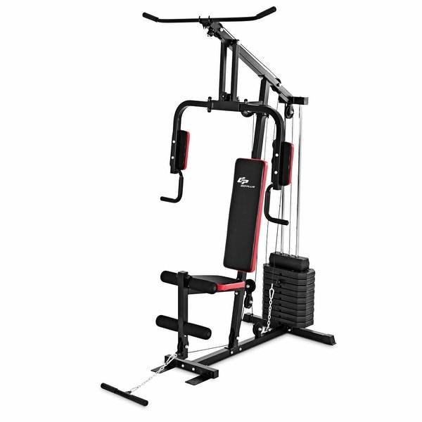 Multifunction Cross Trainer Workout Machine. Opens flyout.