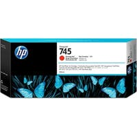 HP 728 300-ml Chromatic Red DesignJet Ink Cartridge (F9K06A)(Single Pack)