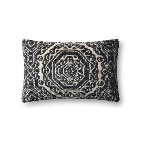 Alexander Home Moroccan Geometric Medallion Throw Pillow
