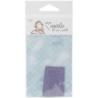 "Mini Princes & Princesses Cling Stamp 2.75""X5.75 Package-Tilda W/Bathcap"