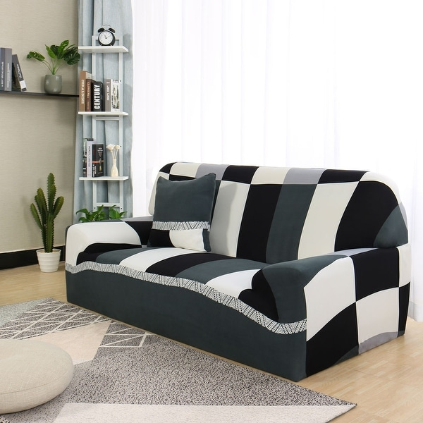 1 Piece Slipcover for Chair Loveseat Sofa