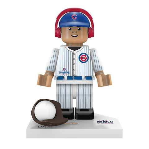 Chicago Cubs 2016 World Series Champions Miguel Montero #47 Minifigure - Multi