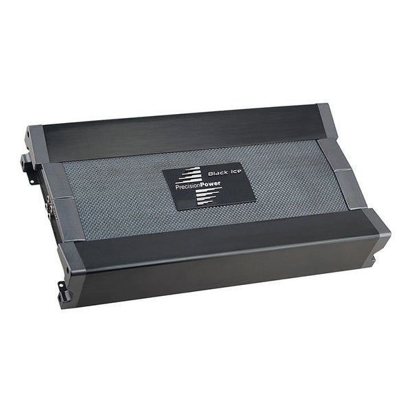 Precision Power ICE1600.4 Black Ice Series 1600W Class A/B 4Ch Amplifier