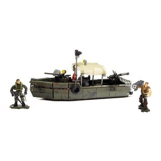 Mega Construx Call of Duty Riverboat Raid Collector Construction Set