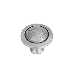 Giagni KB-43 1-1/2 Inch Diameter Mushroom Cabinet Knob