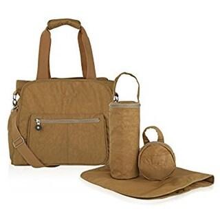 Suvelle DI30BR RFID Blocking Lightweight Handbag Large Travel Tote