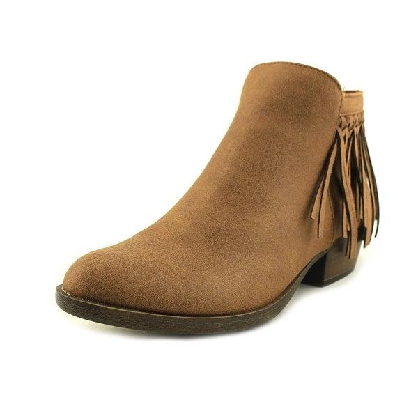 Sugar Teeny Women Cognac Boots
