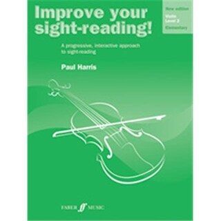 Alfred 12-057153662X Improve Your Sight-Reading - Violin, Level 2