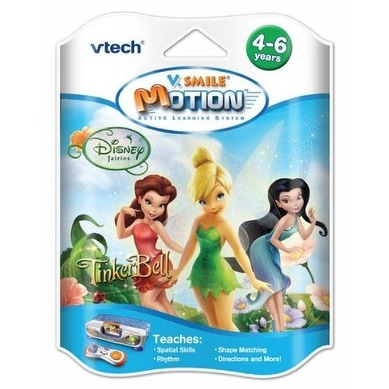 Vtech V-Motion Smartridge: Disney Fairies Tinker Bell by VTech - multi-color