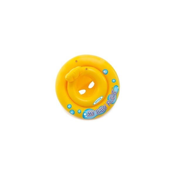 Shop Intex 59574ep My Baby Float Swimming Pool Chair