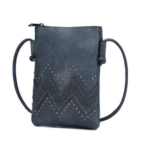 MKF Collection Athena Crossbody Bag by Mia K.