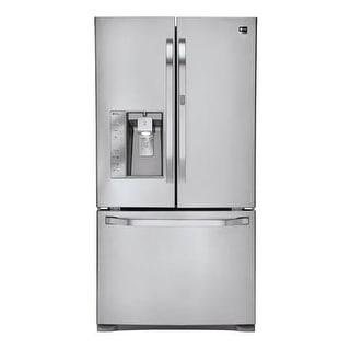 LG LSFD2491 36 Inch Wide 24 Cu. Ft. French Door Refrigerator with Door in Door E