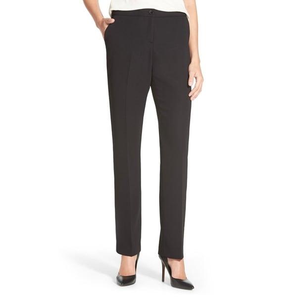 Ivanka Trump Women/'s Crepe Straight Leg Pant Choose SZ//Color