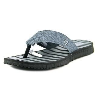 Skechers Vitality Women Open Toe Synthetic Thong Sandal