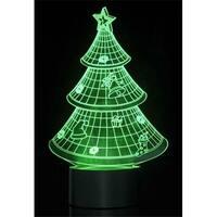 AZ Import TG2823 Optical Illusion 3D Christmas Tree Lighting