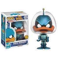 Duck Dodgers Funko Pop Vinyl Figure: Duck Dodgers (Metallic Chase) - multi
