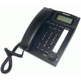 Panasonic KX-TS880B Corded Cid Speaker Black
