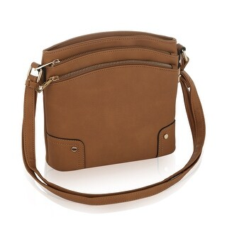 MKF Collection Kessi Crossbody Bag by Mia K. Farrow