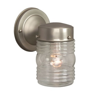 Craftmade Z8110 Nautical 1 Light Outdoor Wall Sconce - 4.5 Inches Wide