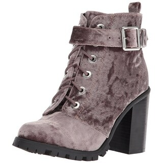 Qupid Womens Sorrento Round Toe Ankle Fashion Boots