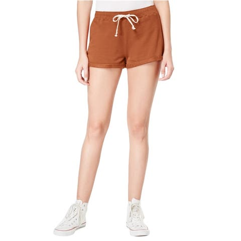 American Rag Womens Cuffed Casual Walking Shorts