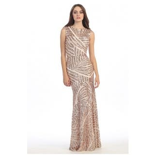 Sleeveless Sequin Open Back|https://ak1.ostkcdn.com/images/products/is/images/direct/dcb31768c416ed45dc50eba475ac8178e15c8865/Mesh-Sequin-Gown-Open-Back.jpg?impolicy=medium