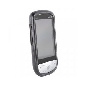 HTC Hero Snap-On Hard Case (Smoke)