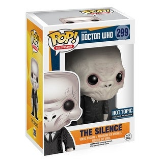 Doctor Who POP Vinyl Figure: The Silence