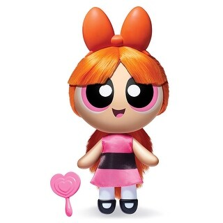 """Power Puff Girls 6"""" Deluxe Doll Blossom - multi"""