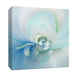 "PTM Images 9-147162  PTM Canvas Collection 12"" x 12"" - ""Dahlia"" Giclee Flowers Art Print on Canvas"