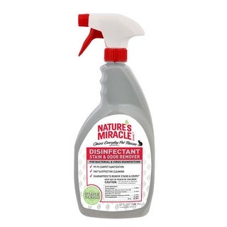 Nature's Miracle Disinfectant Stain & Odor Remover Cat 32oz