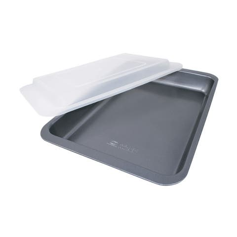 Range Kleen Non-Stick Covered Cake Pan (9 x 13 Inches)
