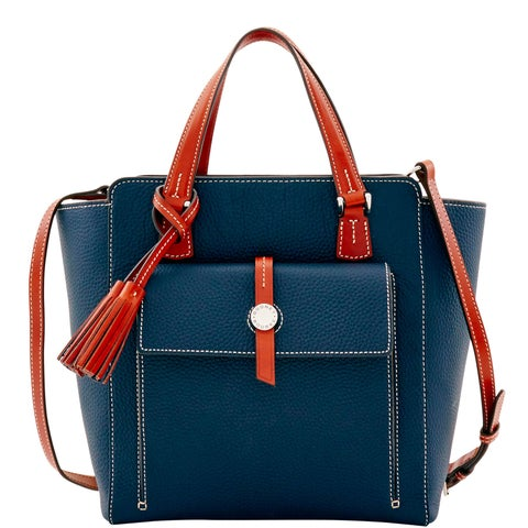 Dooney & Bourke Cambridge North South Shopper Tote (Introduced by Dooney & Bourke at $398 in Oct 2016)