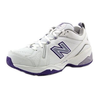 New Balance WX608 2A Round Toe Leather Cross Training