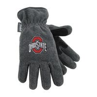 Ohio State University Heavy-Weight Fleece Gloves