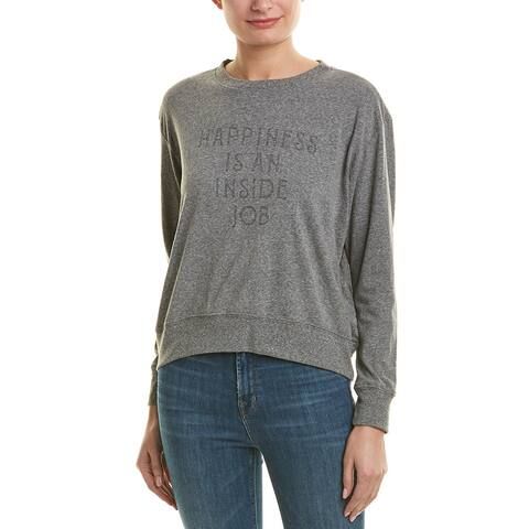 Chrldr Inside Job T-Shirt - 020 Heather Grey