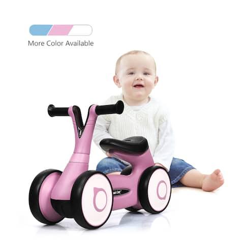 Honey Joy Baby Balance Bike Bicycle Mini Children Walker Toddler Toys