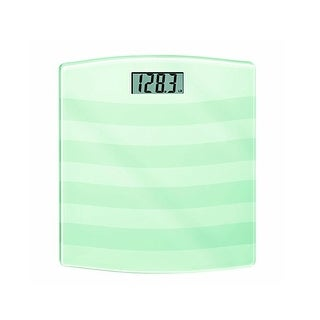 Conair Ww24wy Weight Watchers Digital Painted Tempered Safety Glass White Bathroom Scale