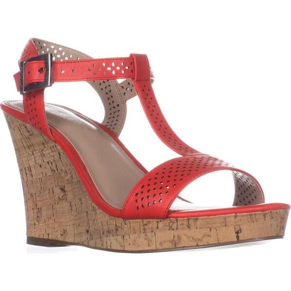 Shop Charles Charles David Law Platform Wedge Sandals 803ab2f959d1